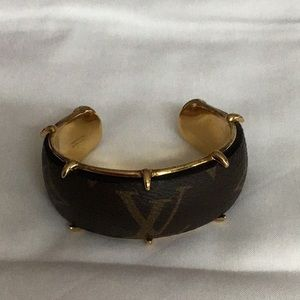 Louis Vuitton Cuff Bracelet